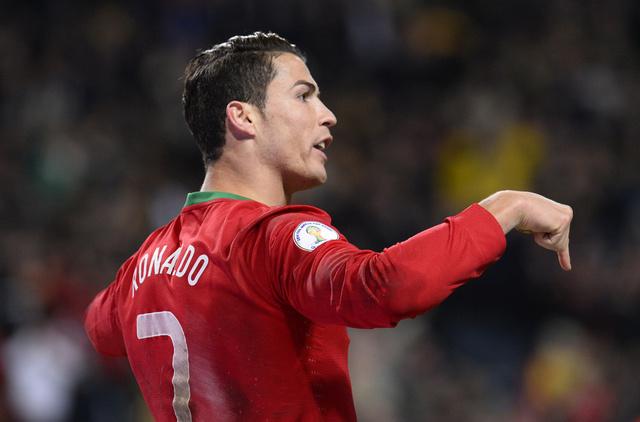 رونالدو يواصل حصد الجوائز كأفضل لاعب في العام