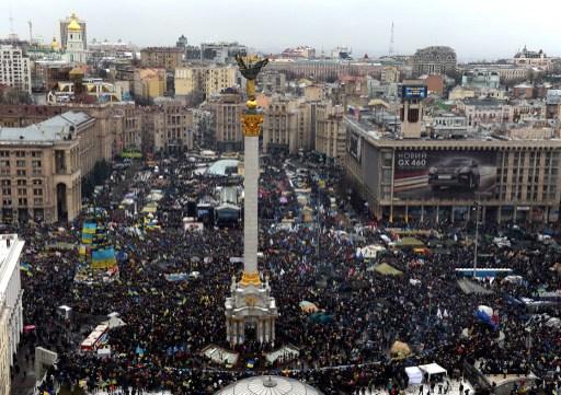 زعماء المعارضة الأوكرانية ينوون المشاركة في اجتماع للحوار الوطني اليوم
