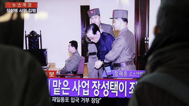 زعيم كوريا الشمالية يعدم أحد خصومه بقاذفة لهب