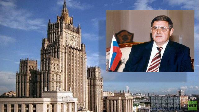 بوتين يعين بوريس بولوتين سفيرا مفوضا وفوق العادة لروسيا لدى الأردن