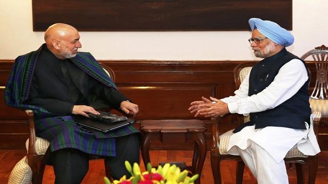 أفغانستان تطلب من الهند دعما لوجستيا
