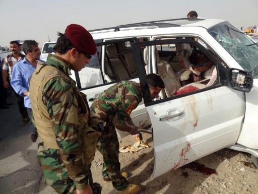 مقتل 18 عاملا غالبيتهم إيرانيون بهجوم في ديالى شرق العراق