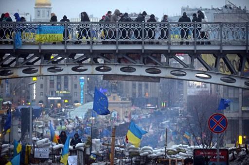 وزير الخارجية الأوكراني: تظاهرات أنصار التكامل الأوروبي تضر بمصالح أوكرانيا