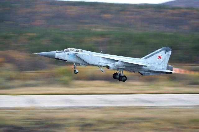 تحطم طائرة عسكرية روسية في إقليم بريموريه ونجاة الطيارين
