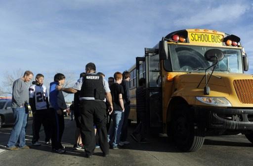 قتيل وجريحان في حادث إطلاق نار في مدرسة أمريكية