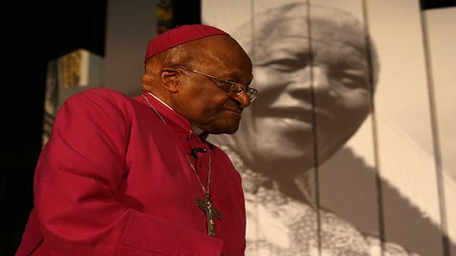المطران ديسموند توتو لن يحضر جنازة مانديلا