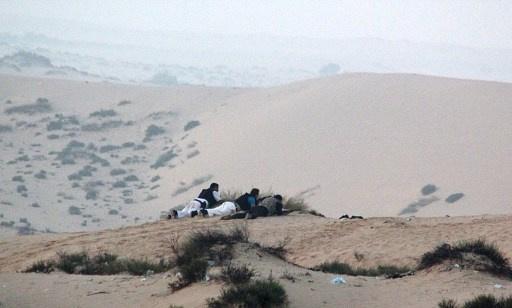 قوات الجيش المصري تقتل قياديين تكفيريين في سيناء