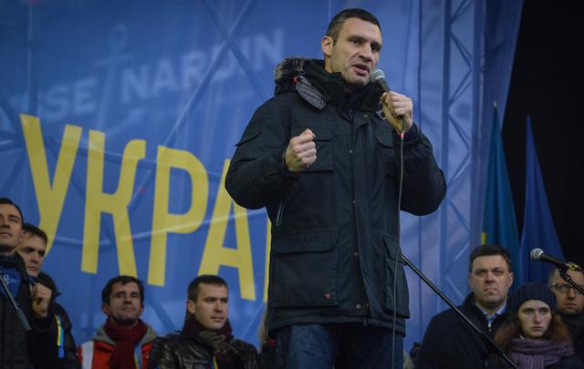 كليتشكو: يجب أن تحافظ أوكرانيا على علاقات جيدة مع روسيا.. وسأخوض سباق الرئاسة في 2015