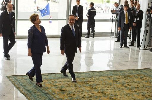 فرنسا تفشل في عقد صفقة بيع طائرات مقاتلة للبرازيل