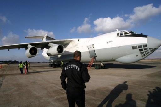 أولى الرحلات الجوية المحملة بمساعدات الأمم المتحدة تنطلق من العراق الى شمال سورية