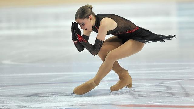 الروسية بريوكوفا تتوج بذهبية التزحلق الفني على الجليد باليونيفرسياد