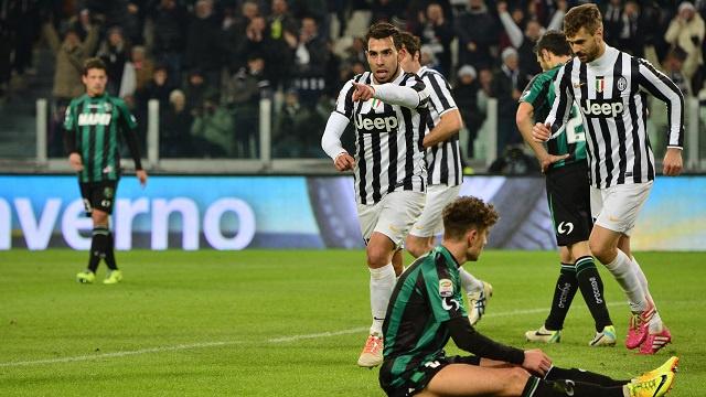 يوفنتوس يصب جام غضبه بعد خروجه من دوري الأبطال على سولو