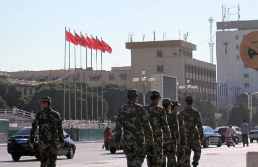 مقتل 16 شخصا بينهم اثنان من رجال الشرطة في شمال غرب الصين
