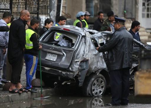 مقتل أكثر من 60 شخصا واصابة عشرات الآخرين بجروح في سلسلة هجمات بالعراق