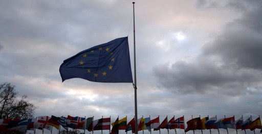 القمة الاوربية تبحث الوضع في أوكرانيا هذا الاسبوع