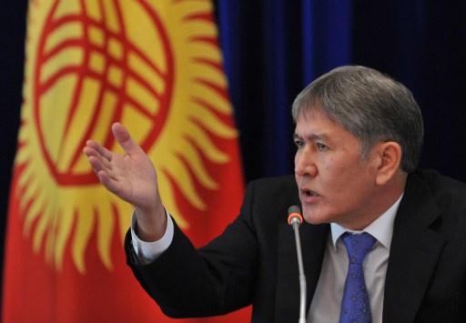 الرئيس القرغيزي يرفض الانضمام الى الاتحاد الجمركي دون مراعاة مطالب بلاده