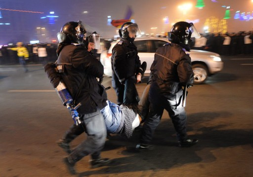 احتجاجات برومانيا حول مشروع قانون يعفي النواب البرلمانيين من الملاحقة القانونية
