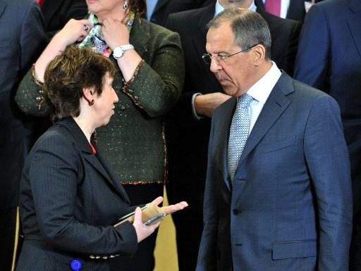 مجلس الاتحاد الأوروبي يجتمع لتعديل العقوبات ضد سورية ويبحث الملف النووي الإيراني مع لافروف