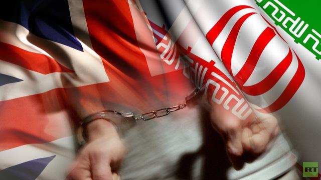 ديلي تيليغراف: الرجل المعتقل بتهمة التجسس في ايران كان يساعد فى فرض عقوبات اوربية على طهران