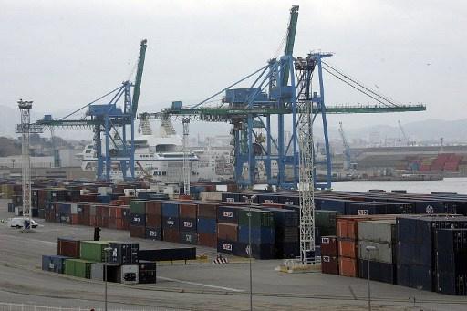 نمو فائض الميزان التجاري لمنطقة اليورو