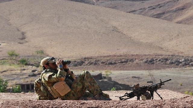 أستراليا تنهي سحب جنودها من أفغانستان