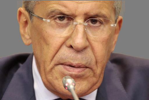 لافروف: نحن على استعداد لتقديم سفننا الحربية لتأمين نقل الأسلحة الكيميائية السورية