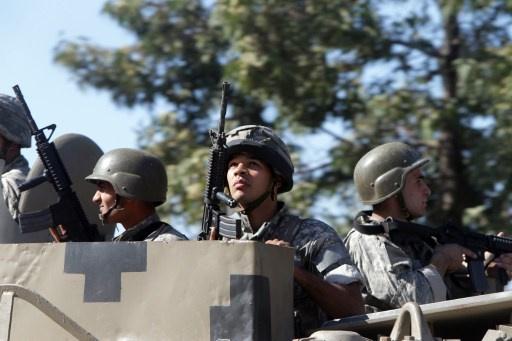 الجيش اللبناني: حادث رأس الناقورة ناجم عن سلوك فردي لأحد الجنود اللبنانيين