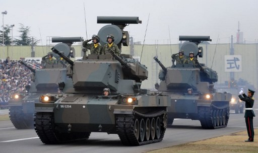 طوكيو تخصص حوالي 250 مليار دولار للاغراض العسكرية