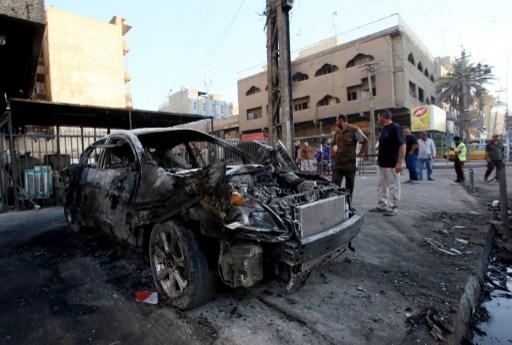 سقوط قتلى وجرحى في تفجير انتحاري جنوب بغداد