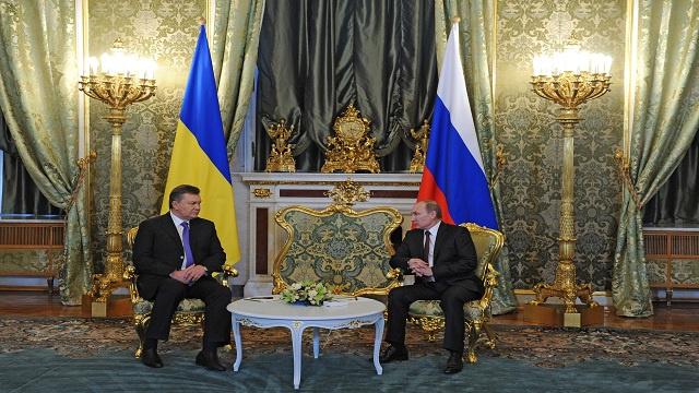 يانوكوفيتش يعول على اتفاق مع روسيا بشأن الغاز يعود بالمنفعة المتبادلة على الطرفين