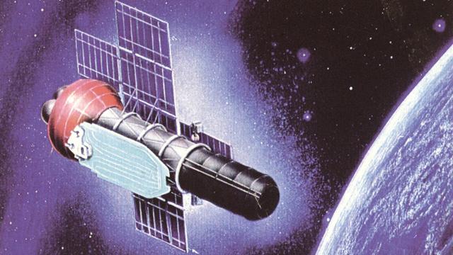 قمر صناعي تابع لمنظومة الإنذار الروسية عن الهجوم الصاروخي سيسقط على الأرض في 20 ديسمبر