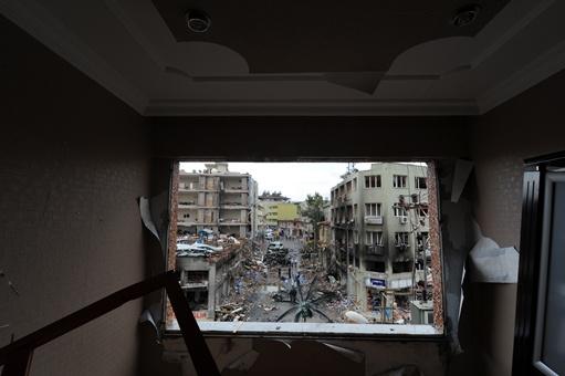 اختطاف مصور تركي على أيدي مسلحين سوريين