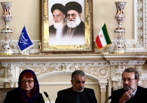 نائبة أوروبية تؤكد ضرورة فتح حوار مع ايران حول حقوق الانسان
