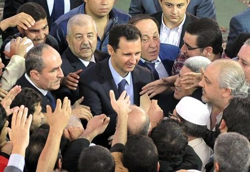 المعارضة السورية: رسالة غربية تلمح إلى بقاء الأسد في منصبه بعد جنيف ـ 2