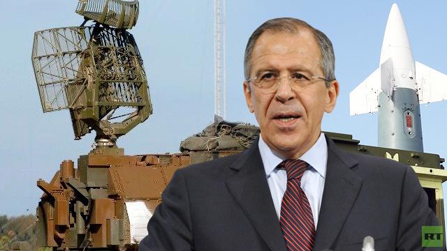 لافروف يعتبر الدرع الصاروخية عامل توتر في العلاقات الروسية-الأمريكية ويدعو الى إعادة النظر فيها