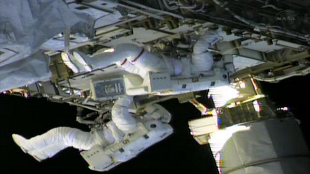 ناسا تطلب خروجا عاجلا للفضاء المكشوف لإصلاح المحطة الفضائية الدولية