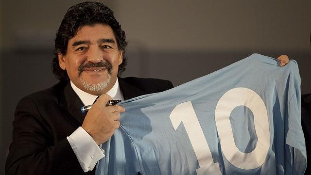 مارادونا: الأرجنتين ستحرز لقب مونديال 2014