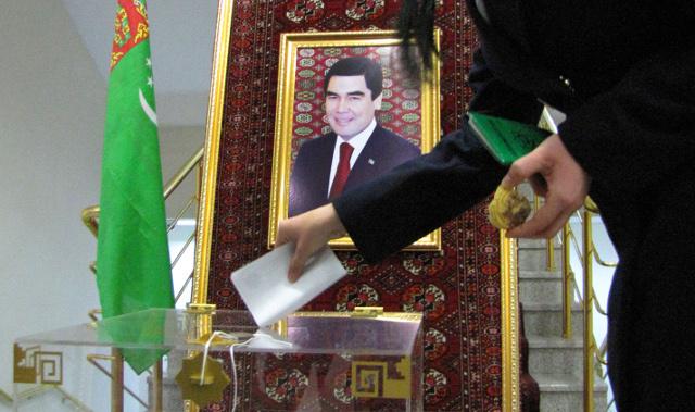 الحزب الموالي لرئيس الجمهورية يفوز في الانتخابات البرلمانية في تركمانيا