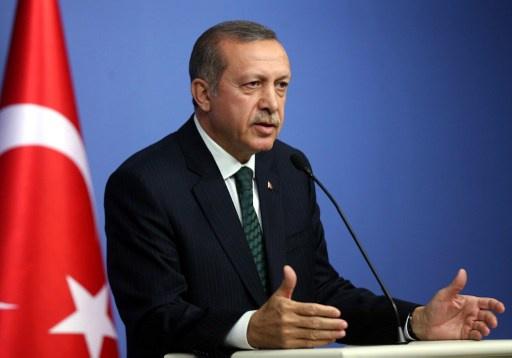 اردوغان: التحقيق في قضايا فساد الحكومة
