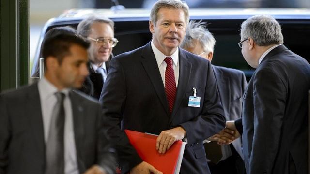 غاتيلوف: لا تأكيد نهائيا على مشاركة المعارضة السورية في