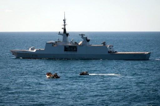 مصدر عسكري روسي: قواتنا البحرية ستحمي السفن المحملة بالكيميائي السوري