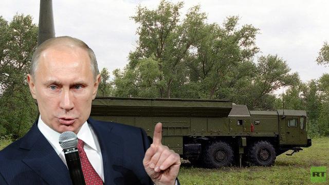 بوتين: لم نتخذ بعد قرارا نهائيا بشأن نشر صواريخ