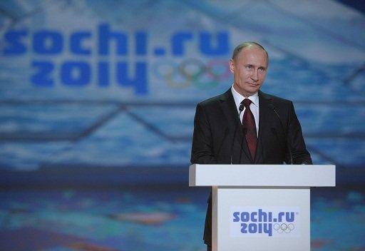 بوتين: هدفنا هو تنظيم الألعاب الأولمبية بشكل مثالي وتوفير ظروف متساوية لجميع الرياضيين