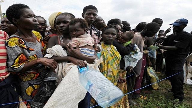 العفو الدولية تعلن ارتفاع عدد ضحايا الاشتباكات في افريقيا الوسطى لألف شخص