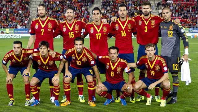 إسبانيا والجزائر تتصدران تصنيف الفيفا لعام 2013 عالمياً وعربياً