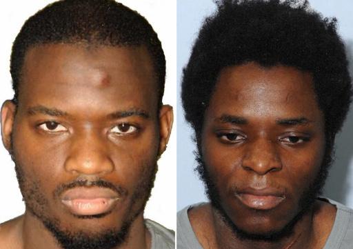 ادانة البريطانيين الاسلاميين الاثنين اللذين قتلا الجندي البريطاني في لندن