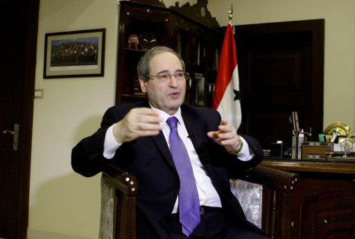 المقداد: مستعدون لجنيف ـ 2 والأهم بالنسبة لنا الحفاظ على سلامة الدولة السورية