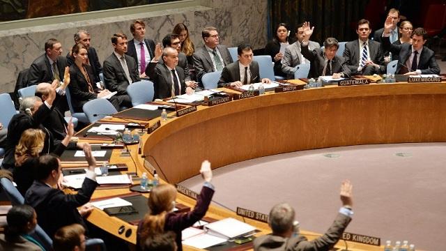 مصدر دبلوماسي: روسيا طرحت تعديلات على بيان لمجلس الأمن يدين دمشق وواشنطن رفضتها