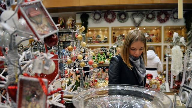 ارتفاع نفقات الروس على أعياد رأس السنة