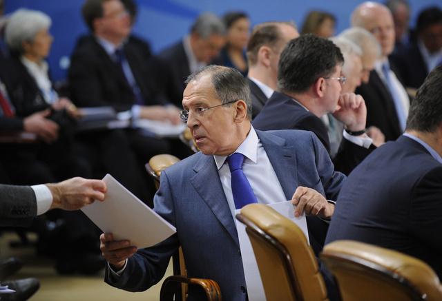 لافروف: نحن على استعداد لبحث القضية الأوكرانية في قمة روسيا - الاتحاد الأوروبي الشهر القادم